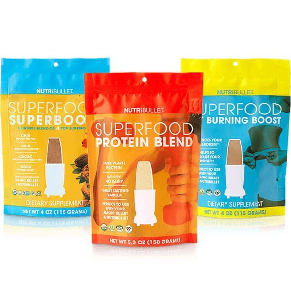 NutriBullet Superfoods Product Image