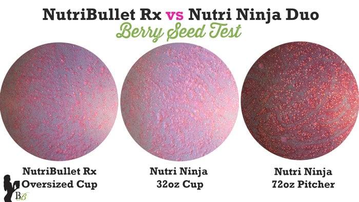 Nutri Ninja vs NutriBullet Rx Review by @BlenderBabes