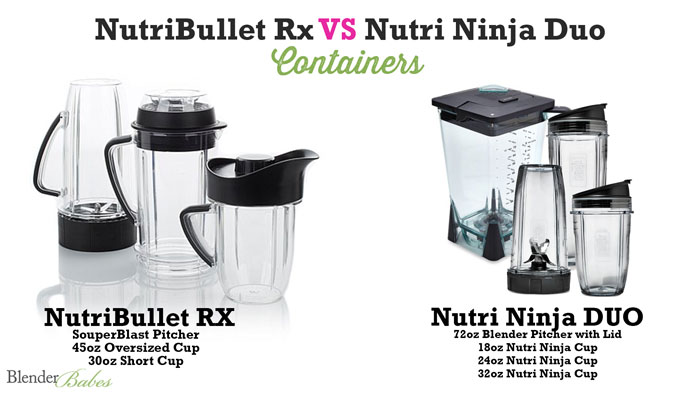 nutri ninja vs nutribullet rx review by - Ninja Bullet Blender
