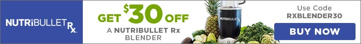 Nutribullet RX Coupon Code