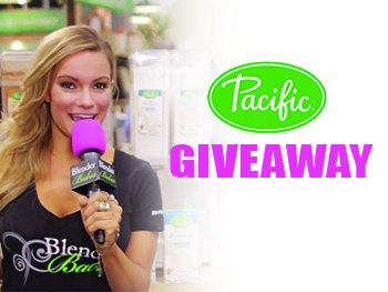 Pacific Foods Organic Coconut Milk Giveaway