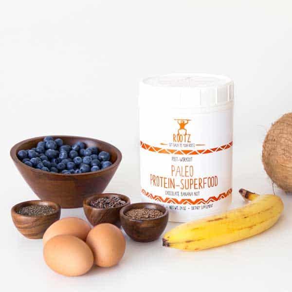 Rootz Paleo Protein Powder