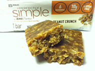 Perfect Foods Bar Natural & Organic Product Copmany Favorites at Natural Product Expo by @BlenderBabes