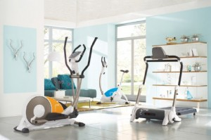 DIY Home Gym Items Around the House by @BlenderBabes