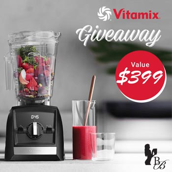 Vitamix Ascent A2500 Giveaway