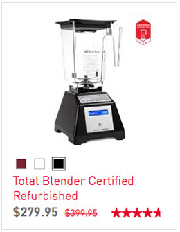 Refurbished Blendtec Review COUPON CODE FREE GIFTS & SHIPPING by @BlenderBabes
