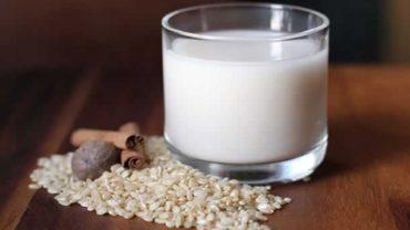 Rice Milk Substitute