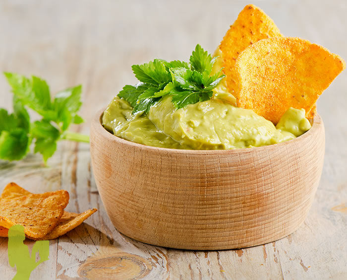 Roasted Green Chili & Lime Hummus