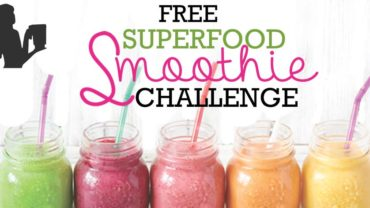 FREE Smoothie Challenge by Blender Babes