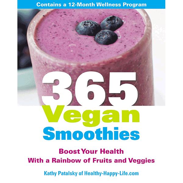 365 Vegan Smoothie Cookbook