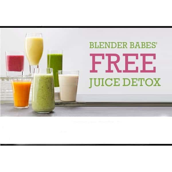 Shop | Blender Babes Free Juice Detox
