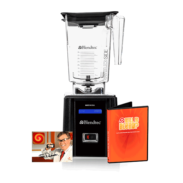 Blendtec Tom Dickson Blender