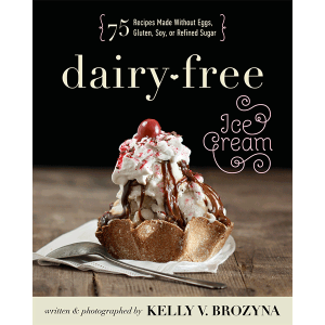 Diary Free Ice Cream Cookbook