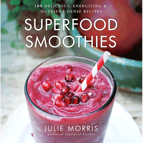 Superfood Smoothies Cookbook