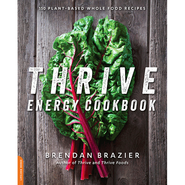 Thrive Energy Cookbook