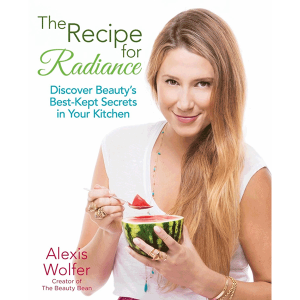 The Recipe for Radiance Cookbook