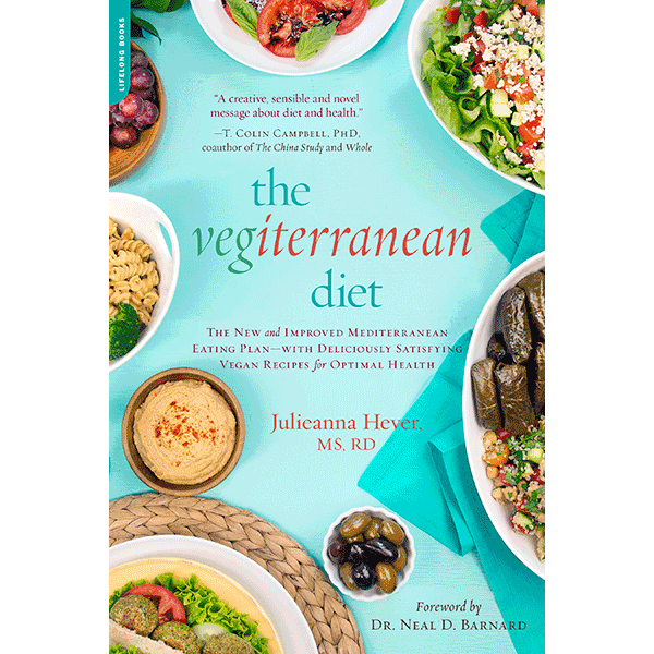 The Vegiterranean Diet Cookbook