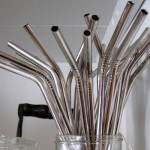 Stainless Steel Straws recommended by Blender Babes