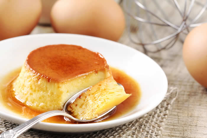 Super Easy Baked Flan Recipe