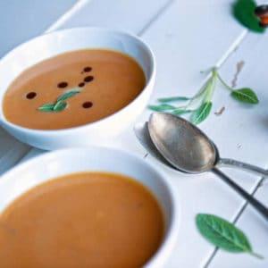 Sweet Potato or Yam Soup