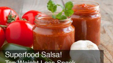 Superfood Salsa Recipe by @BlenderBabes