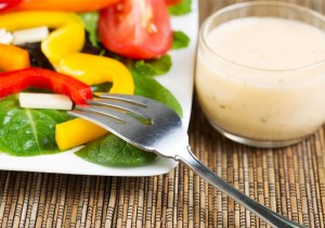 Kimberly Snyder Creamy Dijon Tahini Dressing by @BlenderBabes
