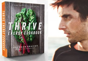 Book Review: Brendan Brazier's Thrive Energy Cookbook by @BlenderBabes