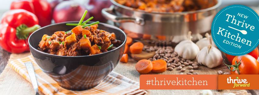THRIVE FORWARD by Brendan Brazier a FREE Personalized Health Program Reinventing Comfort Foods