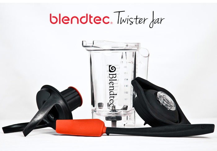 Blendtec Twister Jar Review by @BlenderBabes