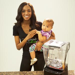 Blender Baby Valentina Quiet Blendtec