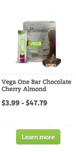 Vega One Bar Chocolate Almond