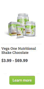 Vega One Nutritional Shake Chocolate