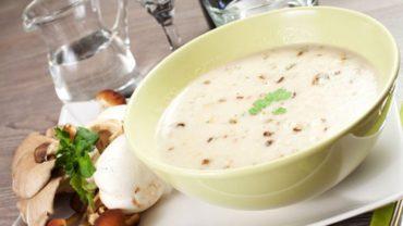 Copycat Campbells Cream of Mushroom Soup Vegan