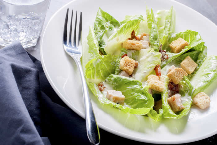 Vegetarian or Vegan Caesar Salad Dressing