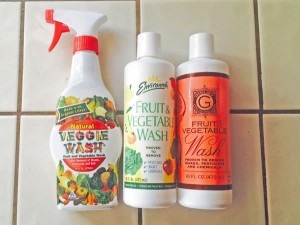 How to Wash Fruits and Vegetables DIY Recipe to Remove Pesticides