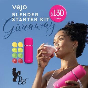 Vejo Giveaway