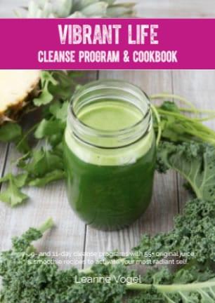Vibrant Life Detox Cleanse by Healthful Pursuit