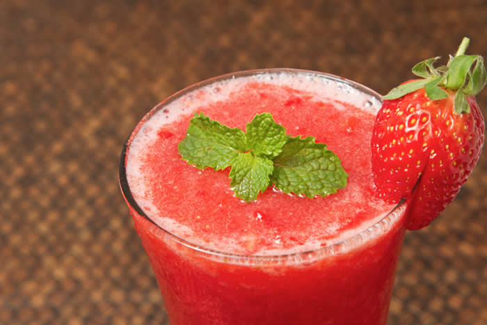 Virgin Strawberry Daiquiri Recipe