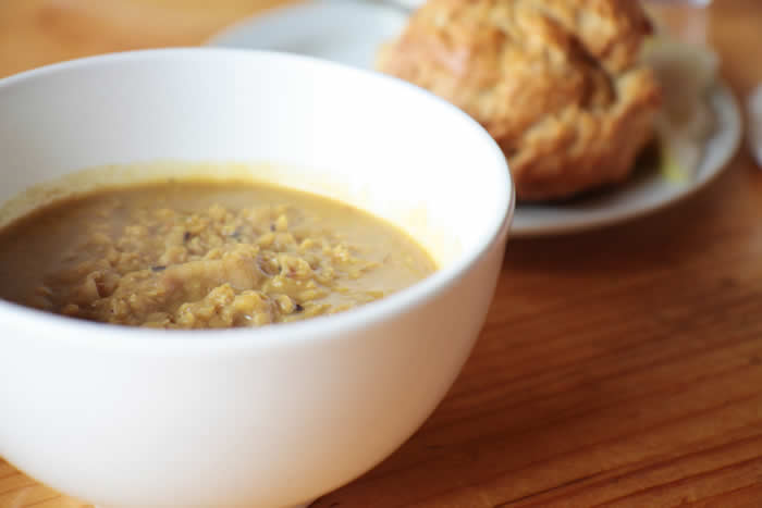 Vitamix Dal Soup