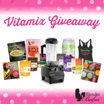 Vitamix Super Giveaway