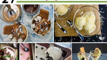 Blendtec and Vitamix Ice Cream Recipes by Blender Babes