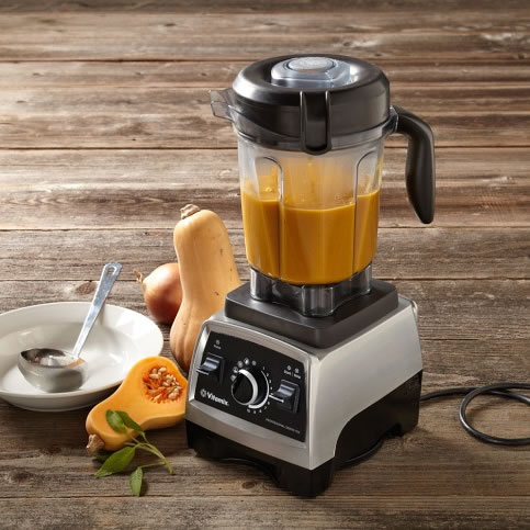 Vitamix models with heaters for home