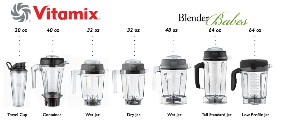 Vitamix containers review