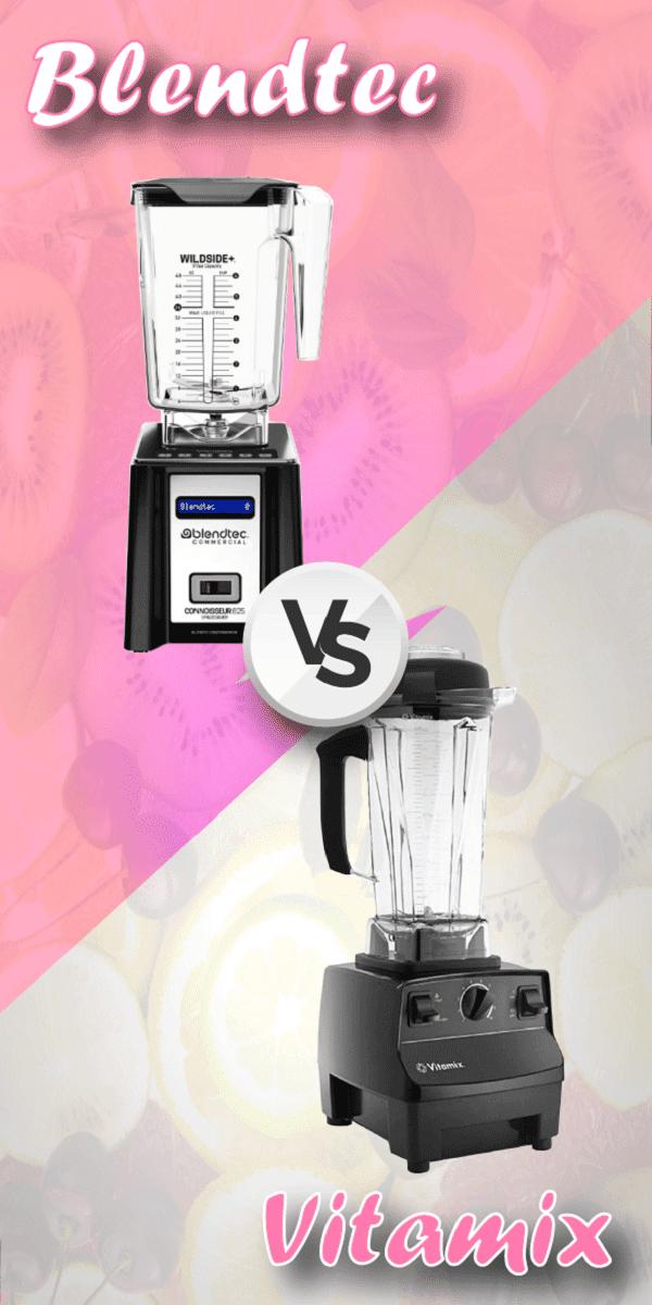 Vitamix vs Blendtec – How to Make Juice