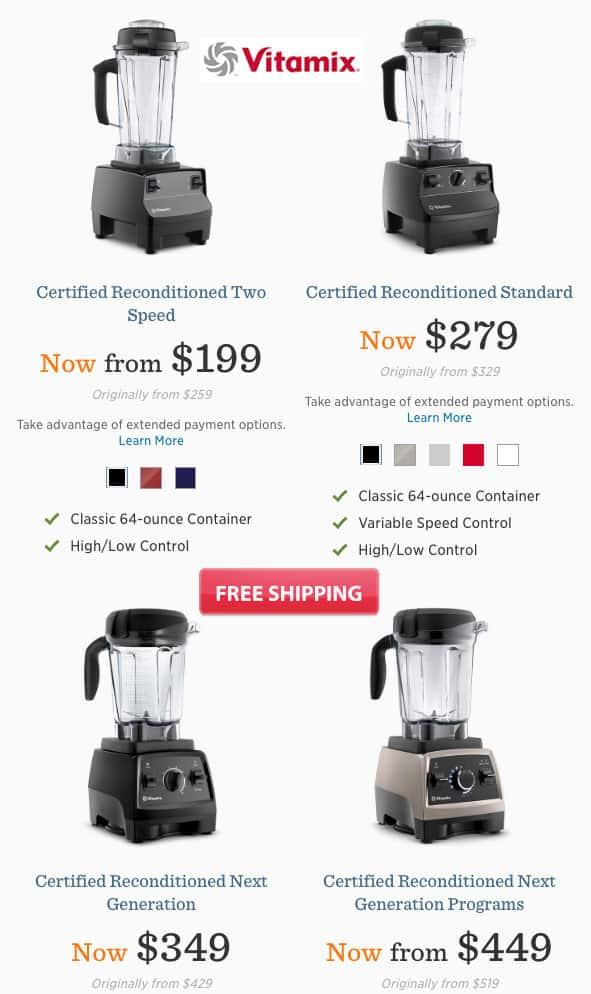 Blender Sales
