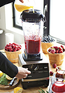 Blendtec vs Vitamix vs Ninja ~ Blending Raspberry, Blackberry & Other Berry Seeds by @BlenderBabes