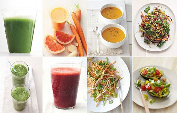 Blender Babes' Juice Cleanse Detox Recipes and Meal Plan