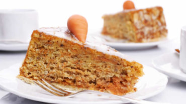Apple Carrot Gluten-Free Cake