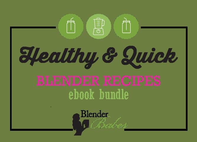 Blender Recipe eBook Bundle