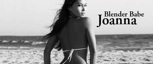 Blender Babe Joanna